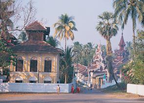 Mawlamyine, Burma (Myanmar)
