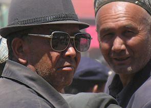 Sunday market, Kashgar