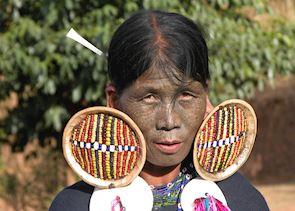 Chin elder, Mindat