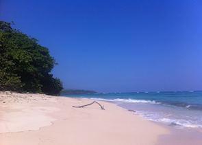 Playa Maguana, Baracoa