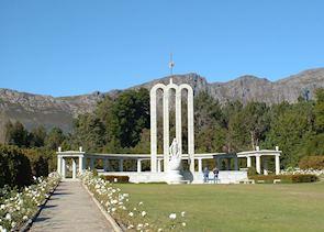 Huguenot Memorial, Franschhoek, South Africa