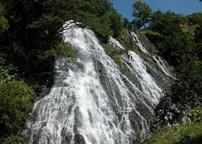 Waterfalls, Utoro