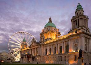 Belfast County Hall
