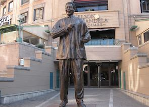 Nelson Mandela Square, Johannesburg, South Africa
