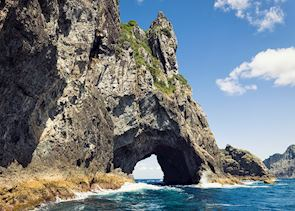 Hole in the Rock, The Bay of Islands