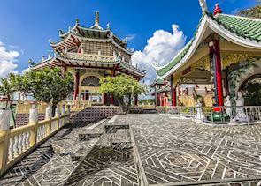 Taoist temple in Cebu