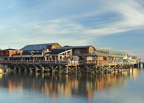 Fisherman's Wharf, Monterey