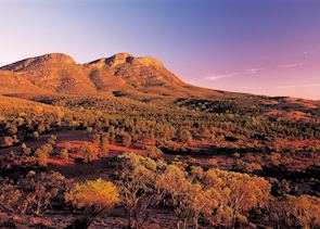 Wilpeana Pound, Flinders Ranges, South Australia