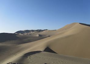Mingsha Singing Sand Dunes, Dunhuang