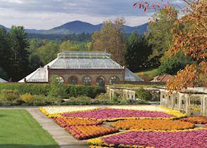 Biltmore Gardens, Asheville, North Carolina