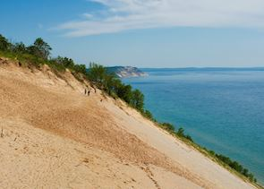 Sleeping Bear Dunes, National Lakeshore