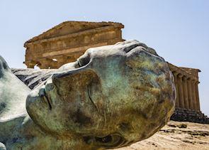 Icarus statue, Agrigento