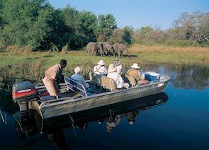 Chiefs Island, Botswana