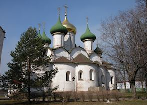 Suzdal monastery