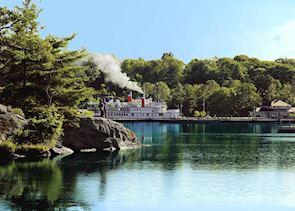 Steamship, Muskoka Lakes