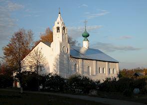 Pokrov, Suzdal, Russia