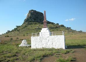 Isandlwana war memorials