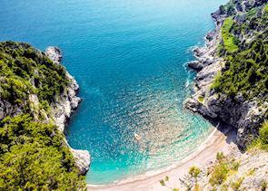 Beach, Positano, Amalfi Coast