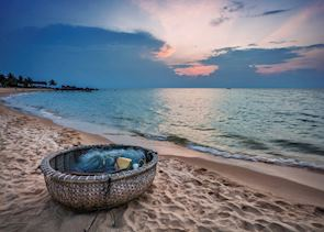 Beach on Phu Quoc island