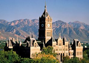 City Hall, Salt Lake City