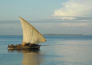 Dhow Portrait - Zanzibar