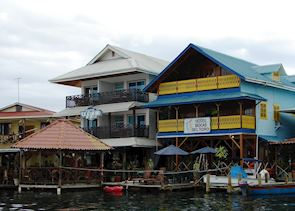 Waterfront, Isla Colon, Bocas del Toro