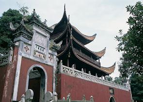 Yangtse Yueyang Tower, Chongqing