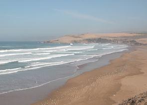 Souss Massa Coastline, Morocco