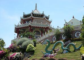 Taoist Temple in Beverly Hills, Cebu