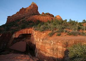 Devil's Kitchen, Sedona