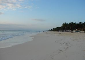 Tulum Beach,Mexico