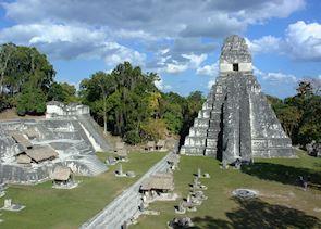Gran Jaguar temple, Tikal
