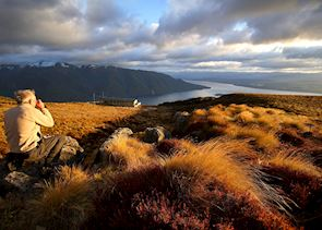 The Kelper Track, Te Anau
