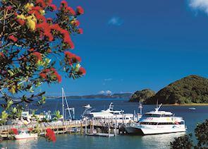 Paihia & The Bay of Islands, New Zealand