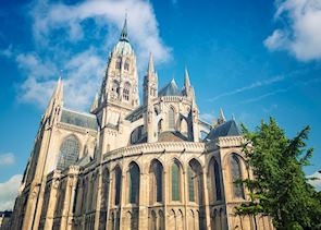 Bayeux Cathedral, Normandy