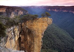 Hanging Rock, Blue Mountains