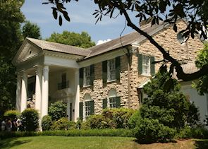 Graceland Mansion, Memphis