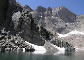 Rocky Mountain National Park, near Estes Park, northern Colorado