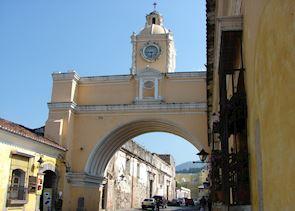 The Clock Tower, Antigua, Guatemala