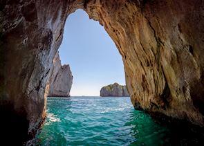 Grotto, Capri