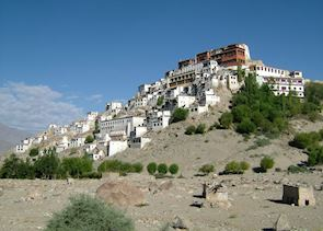 Thikse, Ladakh