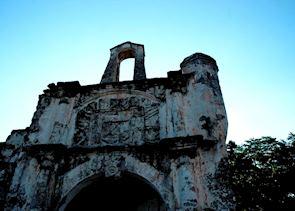 Porta de Santiago, Malacca, Malaysia