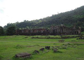Wat Phou Temple's Southern Palace, Champasak