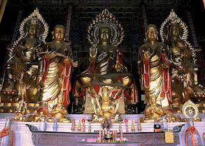 Hall of Mahavira, Dali