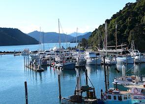 Picton & The Marlborough Sounds, New Zealand