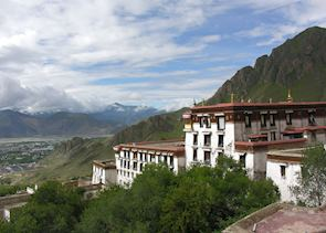Deprung Monastery, Lhasa