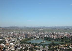 Anosy Lake, Antananarivo, Madagascar