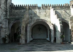 Cuernavaca Cathedral, Mexico