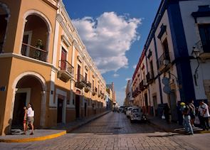 Colonial architecture, Merida