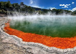 Champagne Pool, Rotorua